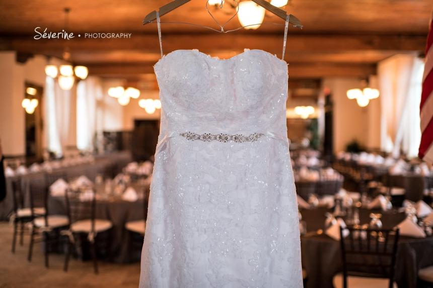 Casa Marina Wedding wedding dress