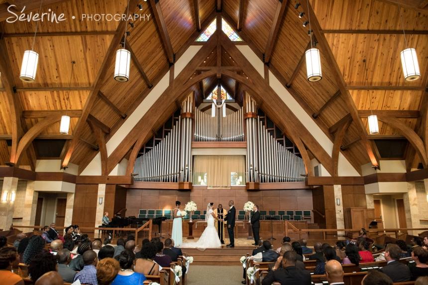 Baptist Church in Hendricks Avenue Wedding